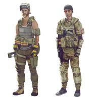 Battlefield Play4Free Set 3 by morot