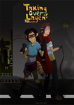 Taking over Layen - Front page by NatomiNovak