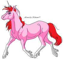 Swedale The Unicorn by Rose025