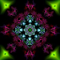 Fractal Art CCXV by unicorngraphics