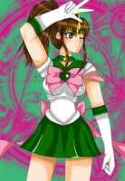 Super Sailor Jupiter 2013 by KiaCookie