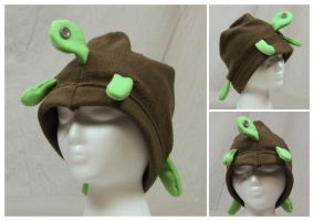 Turtle shell hat by Colourful-soul