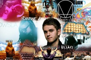 OWSLA Collage by HeroMAU5