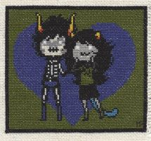 HS - Kurlin Cross Stitchery by Mirrix