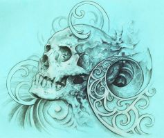 Tattoo Design 3 by illogan