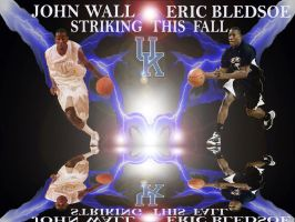 Wall+Bledsoe StrikingthisFall by ForeverBigBlue68
