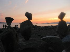 BALANCED STONES 235 by JJShaver
