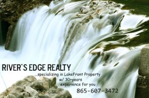 Rivers Edge Reality biz Card by ItsAudrea