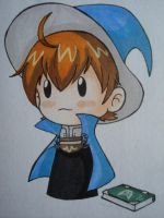 Ricken Chibi by Blazemaster97