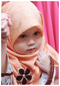 I am a muslimah No. 1 by areefeen