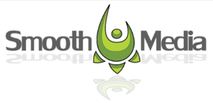 smooth media 2D logo by Nabahaal