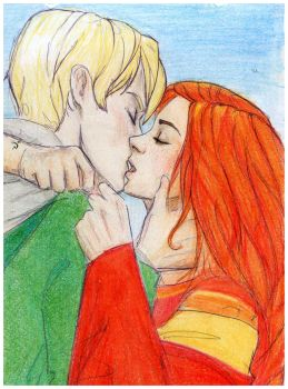 Scorpius'n'Rose by Dinoralp