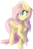 FlutterPout by AllyClaw
