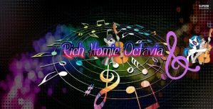 Rich Homie Octavia- Owner/ Made for a friends yout by RichHomieKings