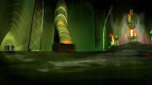 Entering the Throne Room (Wizard of Oz Part 3) by epletz