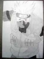 Kakashi by BloodySickk
