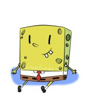 Cute Spongebob by Somebody-1