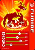 Furire Card by OpalOsprey