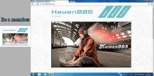 Hawen005  website by hawen005