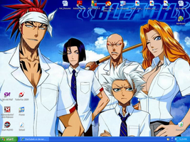 The Bleach Group School Style by StarSubeki