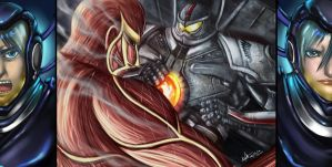 Attack on Pacific Rim by Beverii