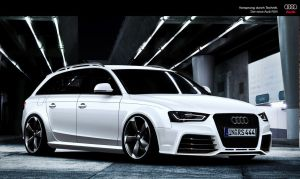 Audi RS4 2012 by Marko0811