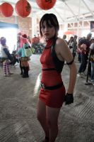 Ada Wong - Dual City 2010 by Tata-Chan1012