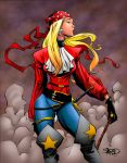Pirate Wonder Girl by ChrisShields