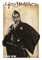 TOSHIRO MIFUNE Tribute by IttoOgamy