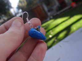 Ocarina of Time Earrings by TheGeekEmporium