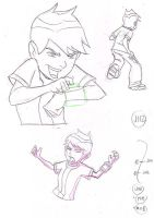 Ben 10: cartoon network bump by Andy-Pandy