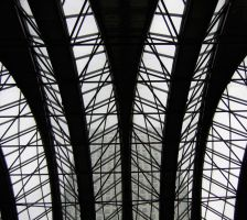 Roof at Canary Wharf by Secretlondon