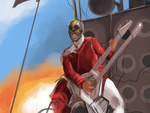 Guitar guy Fury Road by clc1997