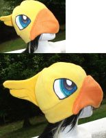 Chocobo Hat by Chochomaru
