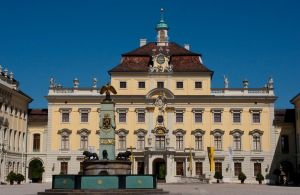 Ludwigsburg Castle IV by DeviantTeddine
