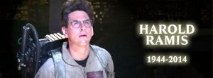 RIP HAROLD RAMIS by WOLVERINE25TH
