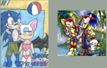 Summer Contest- VOTE by SonicxRouge