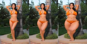 kim kardashian wg sequence by xelavi0