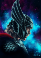 Thor by Whitestar1802