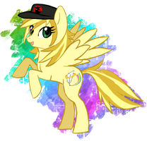 Ash My little pony ID by VengefulSpirits