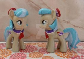 Custom Pony: Coco Pommel by HeyLookASign