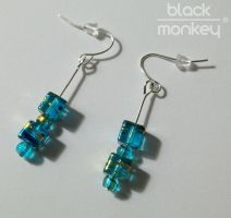 another blue by black--monkey