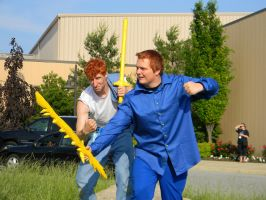 Kuwabara - Colossalcon 2013 by EndOfGreatness