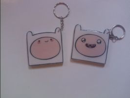 key chain Finn by ClourShooter