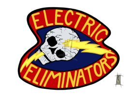The Electric Eliminators Logo by The-Real-NComics