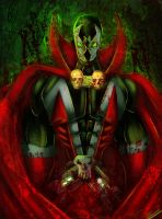 ::SPAWN:: by shimmyshammy