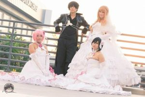 SAO - Wedding Party by Eli-Cosplay
