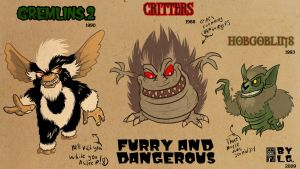 Furry and Dangerous by Garvals
