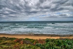 13th Beach HDR by DanielleMiner