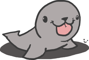 Seal. by Clunse